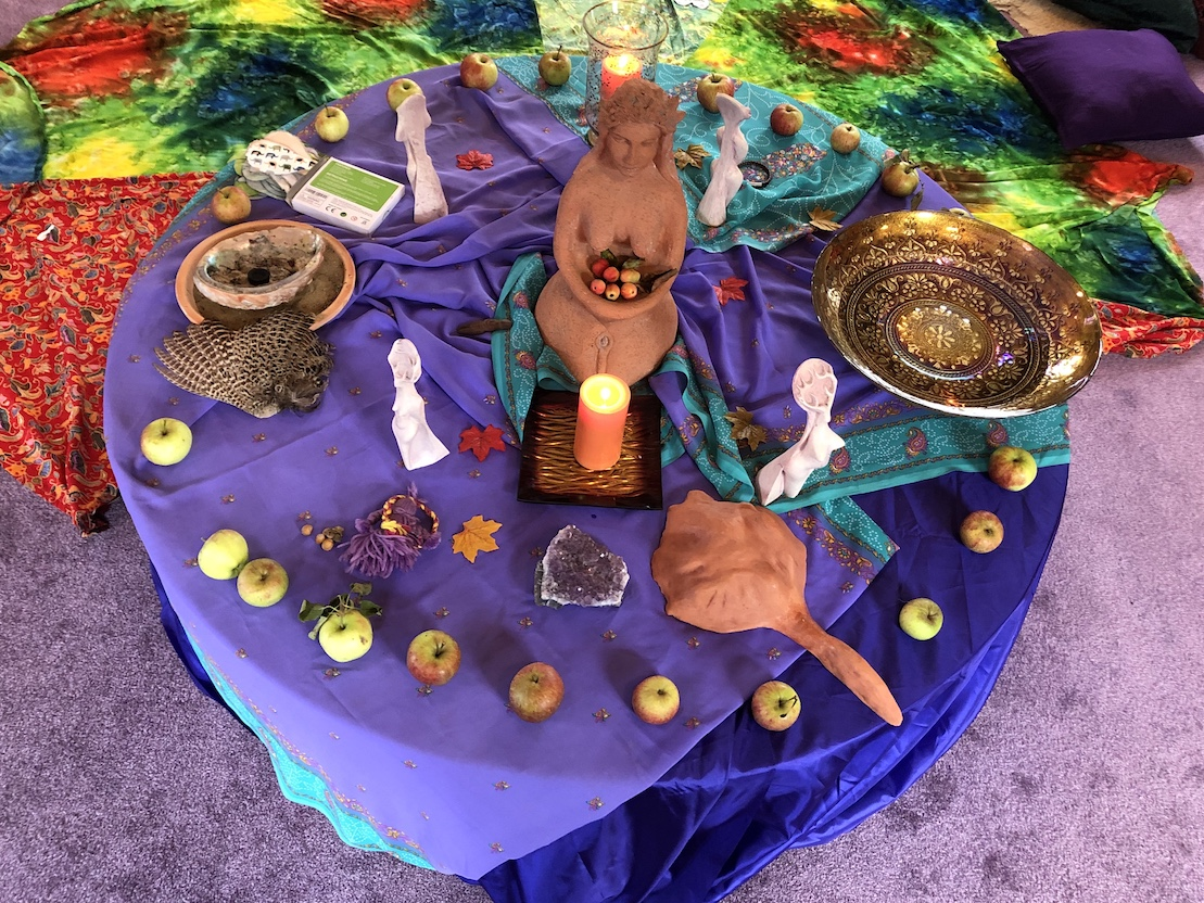 Mother World Altar