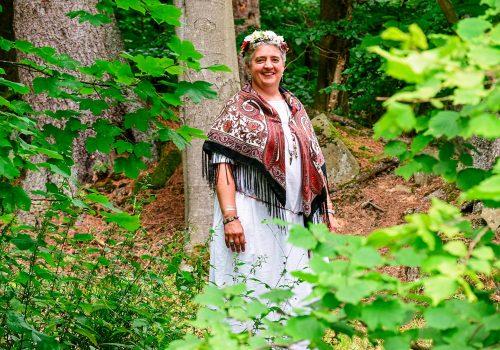 Hollepriesterin Annette